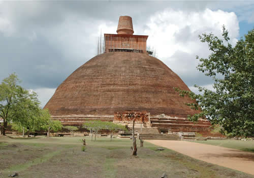 jetavana-stupa